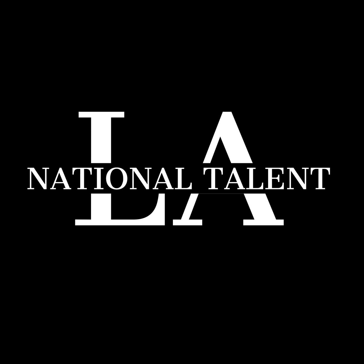 National Talent Logo
